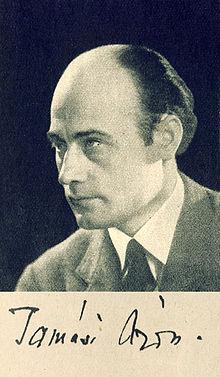 tamasi aron 1935